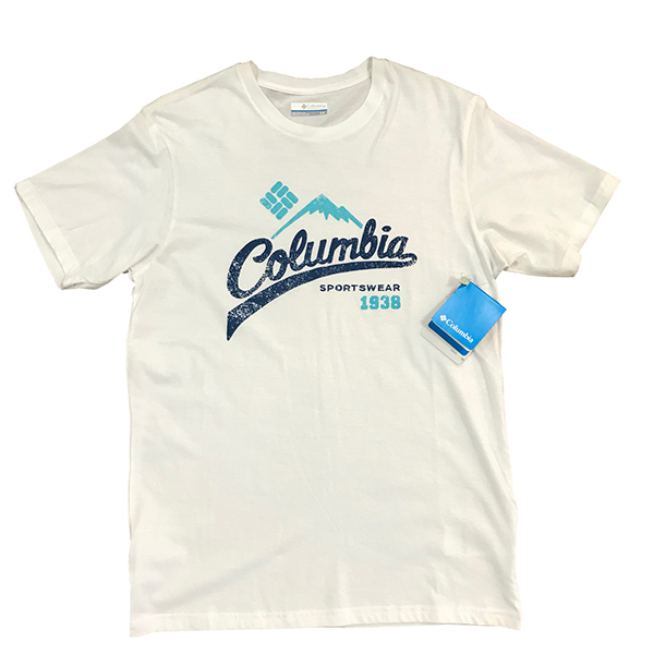 Columbia Remera West Bluf Hombre