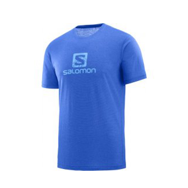 Salomon Remera Graphic SS TEE Hombre